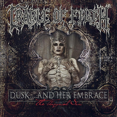 CRADLE OF FILTH - Dusk.... And Her Embrace - The Original Sin