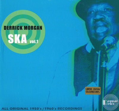 DERRICK MORGAN - Ska Volume 1