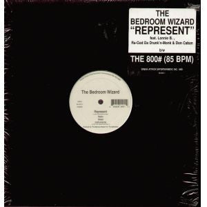 BEDROOM WIZARD - Represent / The 800# (85 BPM)