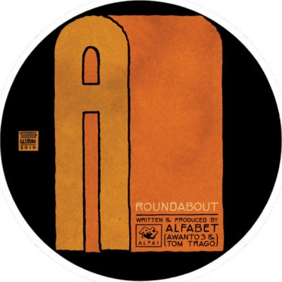 ALFABET - Roundabout / Lap The Music