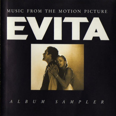 MADONNA - Music From The Motion Picture Evita (Album Sampler)