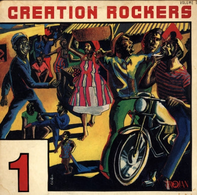 VARIOUS ARTISTS - Creation Rockers Volume 1