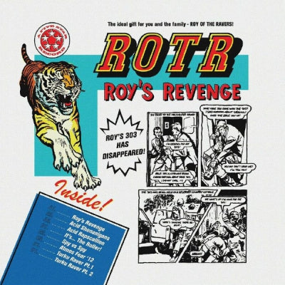ROY OF THE RAVERS - Roy's Revenge