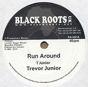 TREVOR JUNIOR - Run Around