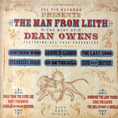 DEAN OWENS - The Man From Leith - The Best Of Dean Owens