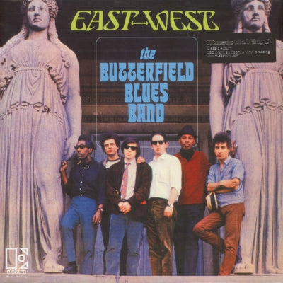 THE BUTTERFIELD BLUES BAND - East-West