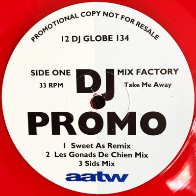 MIX FACTORY - Take Me Away
