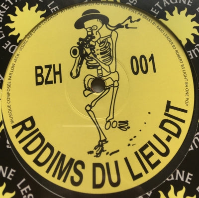 LOW JACK - Riddims du Lieu-dit