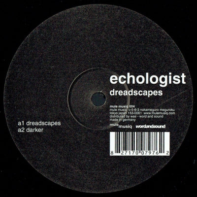 ECHOLOGIST - Dreadscapes / Darker