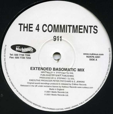 911 - The 4 Commitments