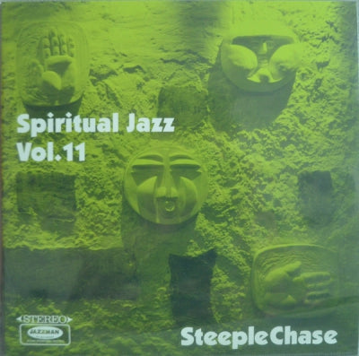 VARIOUS ARTISTS - Spiritual Jazz 11: SteepleChase