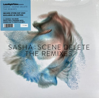 SASHA - Scene Delete - The Remixes