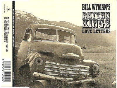 BILL WYMAN'S RHYTHM KINGS - Love Letters