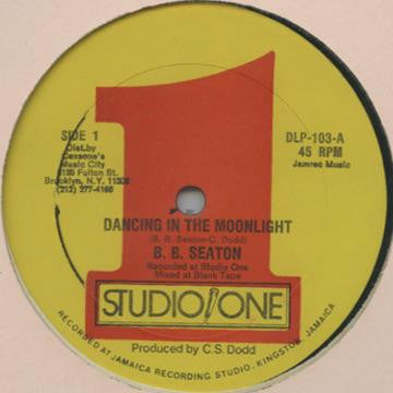 B.B. SEATON - Dancing In The Moonlight