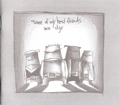 KID KOALA - Some Of My Best Friends Are DJs