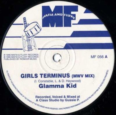 GLAMMA KID - Girls Terminus