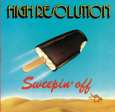 HIGH RESOLUTION - Sweepin' Off