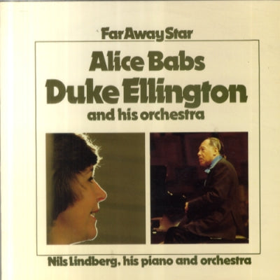 ALICE BABS & DUKE ELLINGTON AND HIS ORCHESTRA - Far Away Star