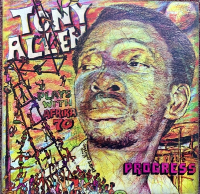 TONY ALLEN PLAYS WITH AFRIKA '70 - Progress