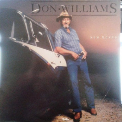 DON WILLIAMS - New Moves