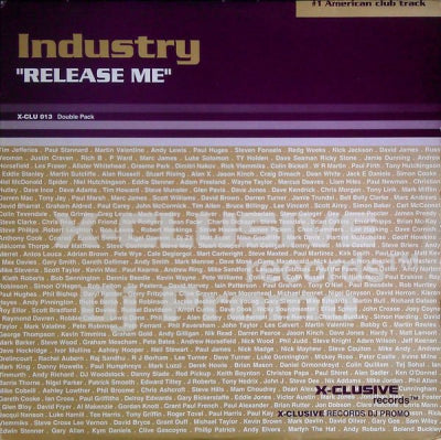 INDUSTRY - Release Me