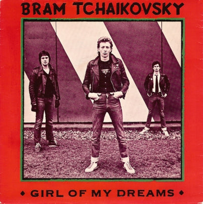 BRAM TCHAIKOVSKY - Girl Of My Dreams