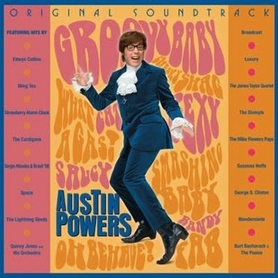 VARIOUS - Austin Powers - Original Soundtrack