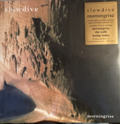 SLOWDIVE - Morningrise
