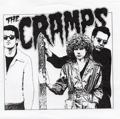 THE CRAMPS - The Band That Time Forgot