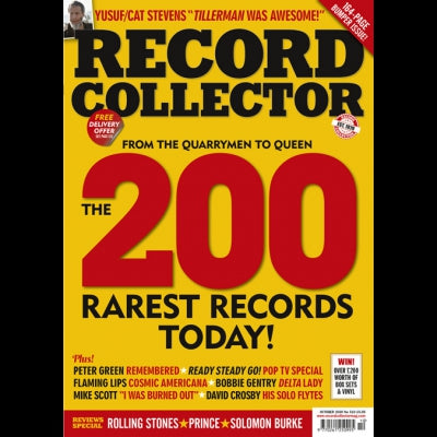 RECORD COLLECTOR - October 2020