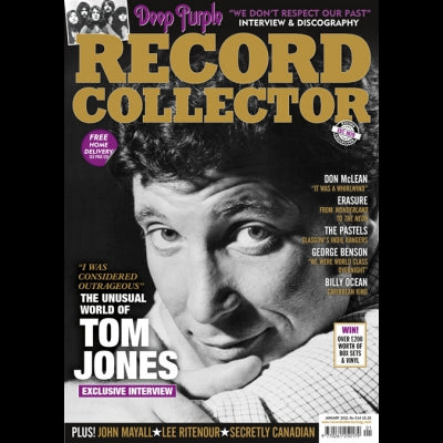 RECORD COLLECTOR - January 2021