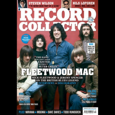 RECORD COLLECTOR - February 2021