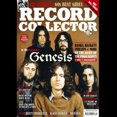RECORD COLLECTOR - March 2021