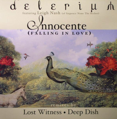 DELERIUM - Innocente (Falling In Love)