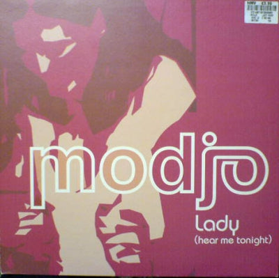 MODJO - Lady (hear me tonight) / Roller Coaster