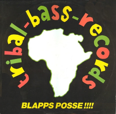 BLAPPS POSSE - Don't Hold Back '91 / Bus' It (It's Time To Get Bzy)