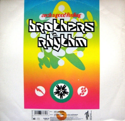 BROTHERS IN RHYTHM - Such a Good Feeling / Peace & Harmony (Remixes)
