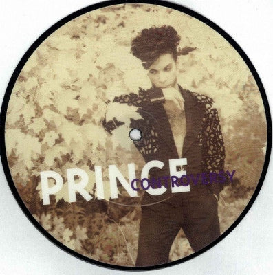 PRINCE - Controversy / The Future