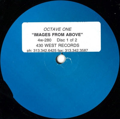 OCTAVE ONE - Images From Above EP