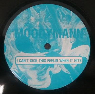 MOODYMANN - I Can't Kick This Feeling When It Hits / Music People