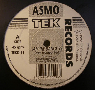 ASMO - Jam the Dance 92