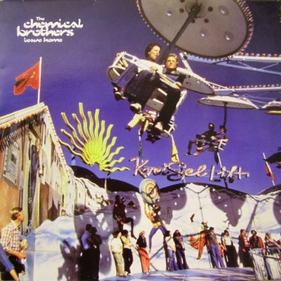 THE CHEMICAL BROTHERS - Leave Home