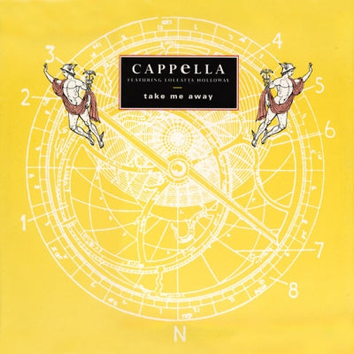 CAPPELLA FEATURING LOLEATTA HOLLOWAY - Take Me Away
