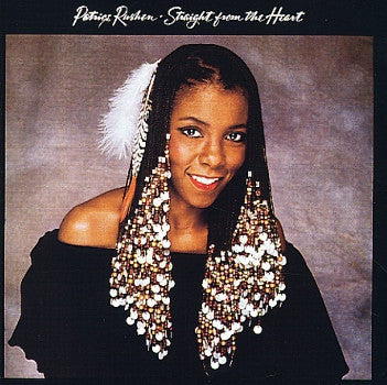 PATRICE RUSHEN - Straight From The Heart featuring 'Forget Me Nots' & 'Number One'.