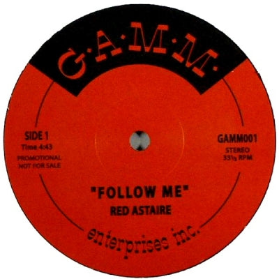 RED ASTAIRE - Follow Me / The Wildstyle (JB's Edit)