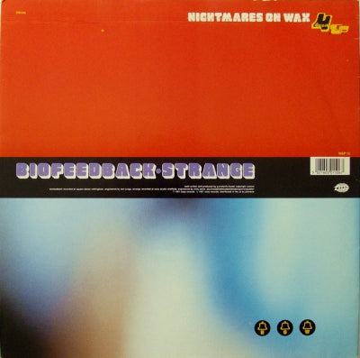 NIGHTMARES ON WAX - A Case Of Funk / 21st Kong / Biofeedback / Strange