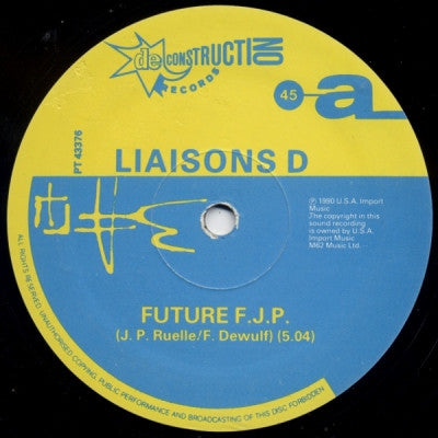 LIAISONS D - Future FJP / Heart-Beat