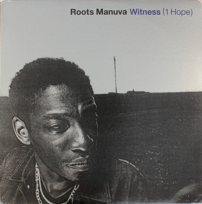 ROOTS MANUVA - Witness (One Hope)