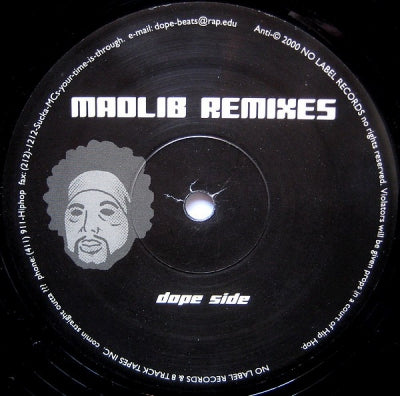 MADLIB - Remixes
