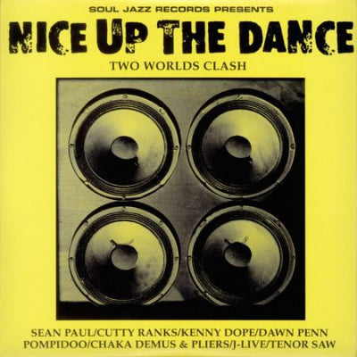 VARIOUS - Nice Up The Dance